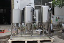 Quick delivery 100L beer home used equipment for sale with CE,TUV certification