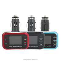 """good quality car mp3 mp4 player with 1.44""""Large LCD Screen"""