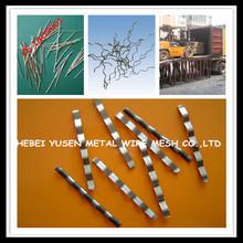 CE certificate best quality steel fiber for concrete reinforcement
