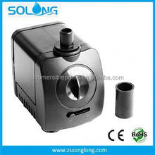 New-tech New tech 9.5W europe indian water fountain pump decor