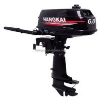 2015 Wholesale 2 Stroke 6hp TOHATSU Outboard engine