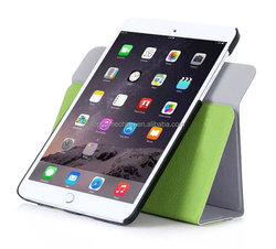 Standing Leather Case Cover For iPad mini 4 Case