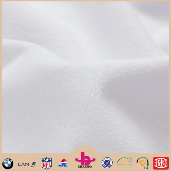 100% poliéster super macio velboa micro tecido / brinquedos de pelúcia curto tecido / comprar tecido de pelúcia