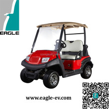 CE approved cheap 2 seater used electric golf buggy, EG202AK