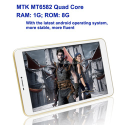 Bluetooth 4.0 quad core android 4.4 cheapest tablet pc with sim slot ZXS-8-N-3G