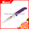 5 inch hot selling and Top-Quality flower printed Ceramic knife|ceramic kitchen knives