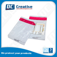 Security Plastic Mailing Envelope bags