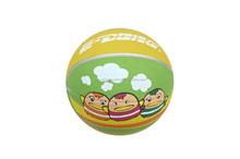 E-DONG SIZE 1 CHEAP SMALL RUBBER BASKETBALL ED1651