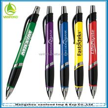 China manufacture professional cheap customized logo best ballpoint pen