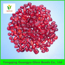 decorative glass beads for lamp shade