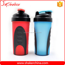 2015 BPA free Protein Shaker Plastic Drinking Container