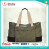 New Arrival hot sale Canvas duffle bags for bussiness trip