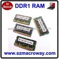 memoria de escritorio DDR1 512mb ram pc3200 precio