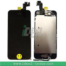Para el iphone 5S lcd de repuesto, Lcd completo para el iphone 5S