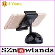 2015 New Design Plastic Suction Cup Hand Car Holder Phone