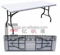 High Quality Plastic Folding Table Wholesale, Small Folding Picnic Table, Kids Outdoor Picnic Tables