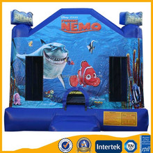 Yangjuan YJ1321 Nemo inflatable bounce house,jumping house,game house
