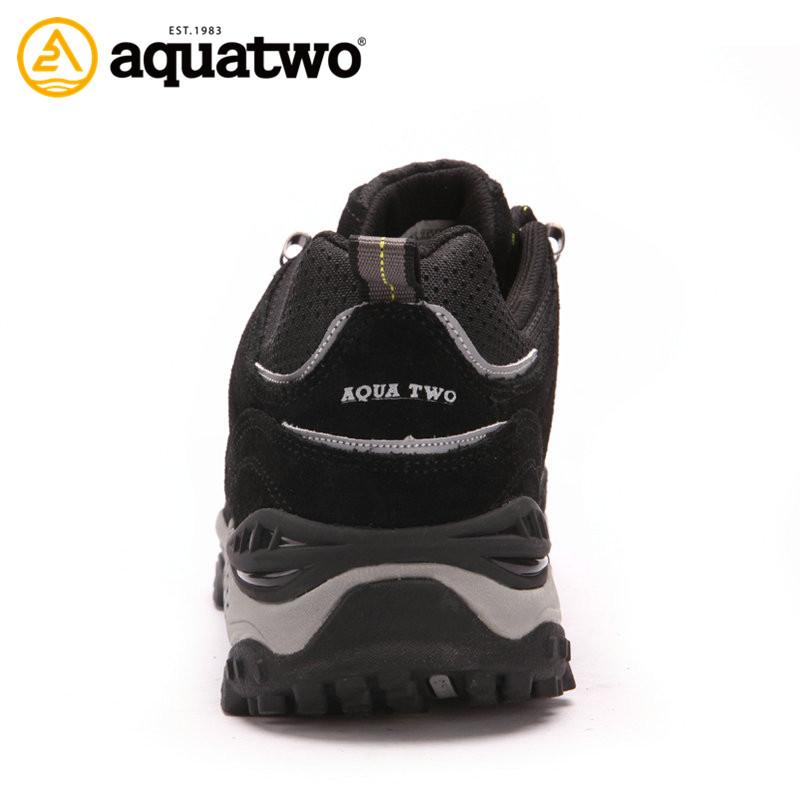 2014 AQUA TWO new wholesale waterproof outdoor hiking shoes men