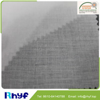Wholesale white cotton woven fusible interfacing fabric for shirt
