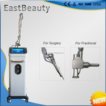 Medical CE rf fractional co2 laser scars removal beauty equipment