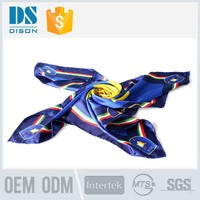 Wholesale Silk Scarf Women Plain Fashion Female Popular Scarves Shawl