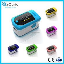 New Arrival LED Fingertip Pulse Oximeter for Home Care,CE&ISO Approved,Unique Design for Medical Equipment