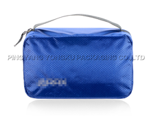 new design portable laides zipper top cosmetic bags toilet bag