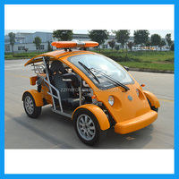 Electric all terrain utility vehicles