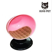 2015 plastic small animals noble bed lined with cotton pad