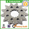 117-17T self-cleaning steel off road front sprockets