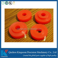 colored silicone rubber parts silica gel buffer block rubber product