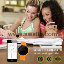 Smart Bluetooth V4.0 Bracelet Watch - For Android Phones, OLED Touch Screen, and can SMS/Phonebook Sync as well as Make/Answer C