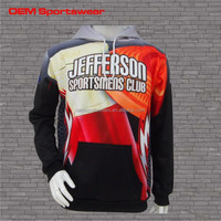 Designer sweat suits team sports jackets custom