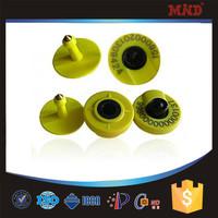 MDT0004 134.2khz rfid plastic rabbit ear tag