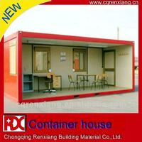 2012 Large Container House Canada for Mining