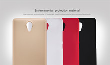 Asmart Premium Hard Plastic Back Cover Phone Case Pack of Screen Protector for Xiaomi Redmi Note2
