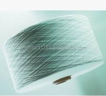 21S 100%polyester spun yarn in stock
