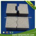 Peso Exterior paneles aislantes ligeras