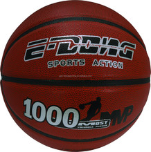 colorful & shiny PVC basketball