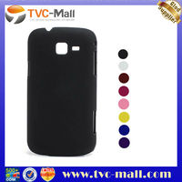 Rubber Matte Hard Case for Samsung Galaxy Trend II Duos S7572 S7570