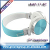 colorful music headphone headset stereo headphone headset