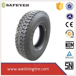 High quality China new radial truck tyre &car tyre 13R22.5 TBR Tire price