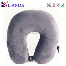 Pillow For Airplane, Bus, Train, Car or Home Use fabric neck pillow