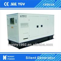 Small Silent Generator Set Canopy Genset