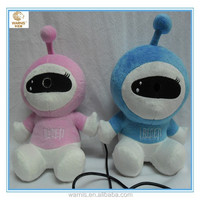 Customize for anime plush toy hidden camera webcam toy camera professional plush toys manufacturer in China