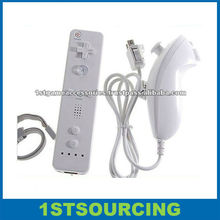 For wii remote and nunchuck controller white