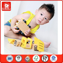 Top Bright construction set wooden toy magnetic construction toy block set toy confirm to EN71 and ASTM