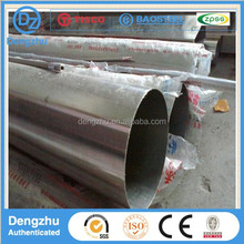 Sanitary decorate Polish Stainless steel tube 316 widely used in petroleum