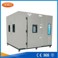 CE Certification temperature humidity test chamber for university research (ASLi Brand)