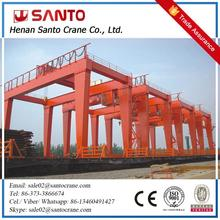 CE/ISO Standard Steel Structure 35-50Ton Ship To Shore Container Crane